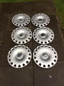 Volkswagen wheel tims