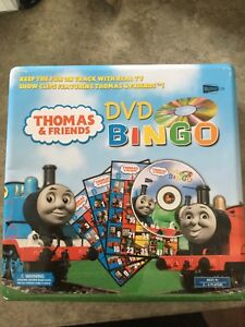 DVD Thomas and Friends Bingo