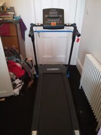 FOLD-UP TREADMILL FOR SALE -LIKE NEW