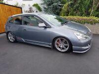 04 Honda Civic Type R Facelift EP3 ***Cosmic Grey*** not diesel, s2000, gti, vrx, a4, bmw
