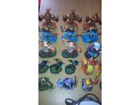 Skylanders Bundle 25 figures
