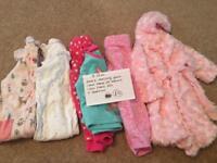 9-12m sleepwear bundle SOLD STC