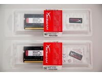 Kingston KHX21S12P1K2/8 (8 GB, DDR3 SDRAM, 2133 MHz, SO-DIMM) RAM Module