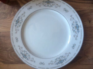 Antique assorted plates