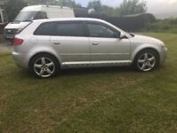2006 Audi A3 20tdi Auto ,,,,all major credit cards accapted 6