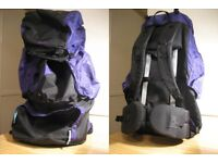 Large Rucksack c. 80L Camp Trails. Great Condition.