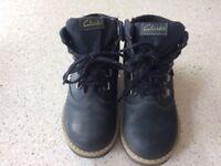 Boys Clarks 'Goretex' boots