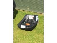Cybex Aton isofix base for newborn car seat