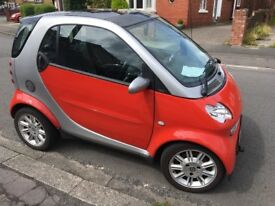 Smart City Coupe Passion (04 plate)