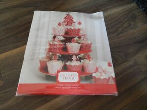 *New in Pacakge* Christmas Cupcake Stands