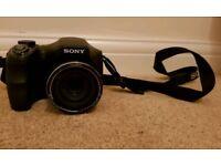 Sony dsc h200 bridge camera.