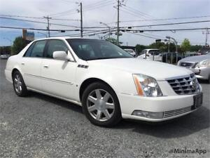2007 Cadillac DTS impeccable