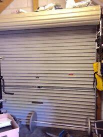 Garage door GLIDEROL