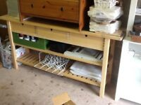 Ikea kitchen/ sideboard