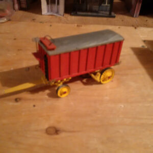 Lionel Style - Wardie Jay Circus Wagon Kits & Acc. (NEW) O Scale