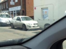 Rover 25 van