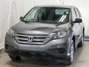 2013 Honda CR-V LX AWD w/ Extended Warranty, Bluetooth, Heated S
