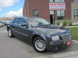 STEAL THIS 2008 CHRYSLER 300 181,000 KM $5,999.00 CERTIFIED
