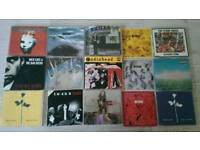 Collection of 50 CD singles/EPs by 90s indie/pop bands