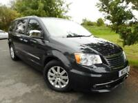 2014 Chrysler Grand Voyager 2.8 [178] CRD Limited 5dr Auto 1 Owner! Rear Ente...