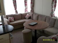 Affordable Luxury 2 Bed Pre-Owned 2014 Caravan For Sale, at White Acres, near Newquay, Cornwqall
