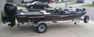 Crestliner boat