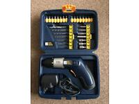 Pro Power 4.8v Cordless Power drill
