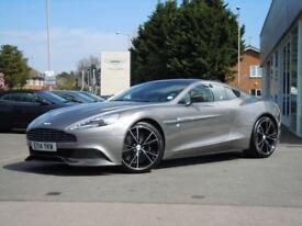 2014 Aston Martin Vanquish V12 2+2 2dr Touchtronic Automatic Petrol Coupe