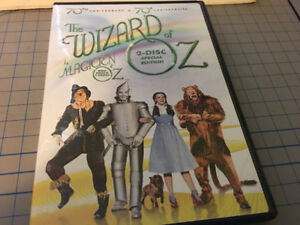 The Wizard of Oz (2 disc DVD edition)