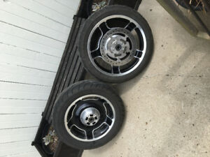 Harley Davidson Touring Wheels