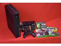 Xbox One 500GB Black Bundle with Games & Dual Battery Pack £170