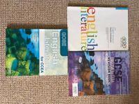 CCEA English GCSE Revision Books