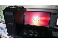 Cooler Master i5-750, 2.67 GHz, 8GB Ram, AMD Radeon HD5850, 1TB