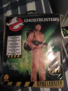 Ghostbuster Halloween Costume