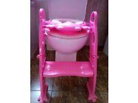 Karibu Potty training ladder toilet seat