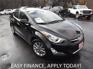 2015 Hyundai Elantra SUNROOF!! ALLOYS!! HEATED SEATS!! BLUETOOTH