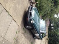 1981 MGB GT full MOT, good solid car with no rot and many new parts.