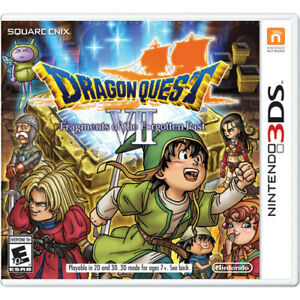 Brand New Dragon Quest VII - Fragments of the Forgotten Past