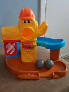 Fisher Price construction toy