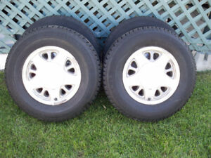 MAGS WITH TIRES