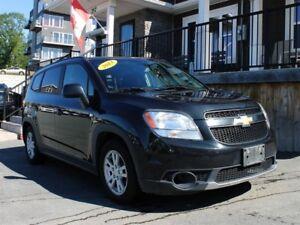 2012 Chevrolet Orlando LT / 2.4L I4 / Auto / FWD / 7 passenger!