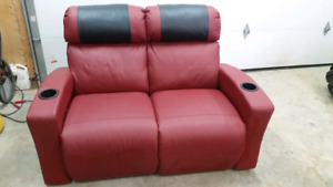 Three reclining couches for sale
