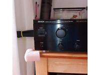 Denon pma-560 integrated stereo amplifier