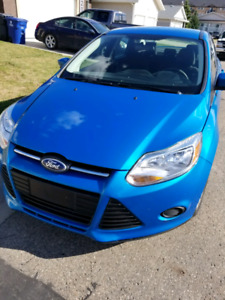 REDUCED MUST GO!!!  2013 Ford Focus SE