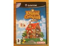 PAL Animal Crossing w/ memory card, excellent condition