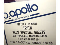 Tickets to see train