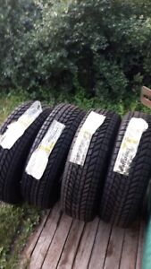 four brand new tires for sale size 225/70/16