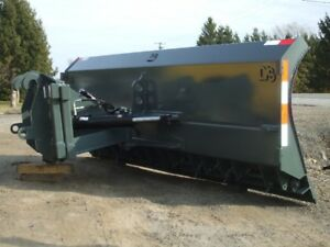 D/S Manufacturing - Snow Plows/Bucket/Pusher