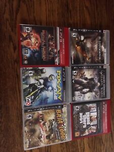 PS3 games and blue tooth