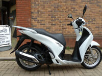 Honda SH125 2014 3 Month warranty delivery avalible Amazing condition